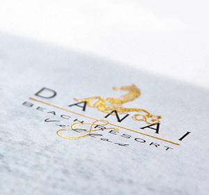 <span>Danai Beach Resort & Villas</span><i>→</i>